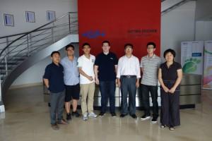 Deutsch-chinesische Zusammenarbeit bei GF Automotive