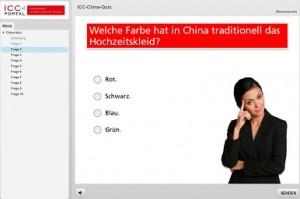 Interkulturelles China Quiz