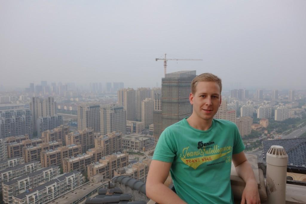 Praktikum in China Kunshan