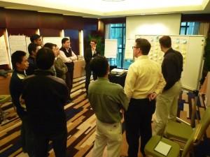 Innovationsworkshop in Hangzhou