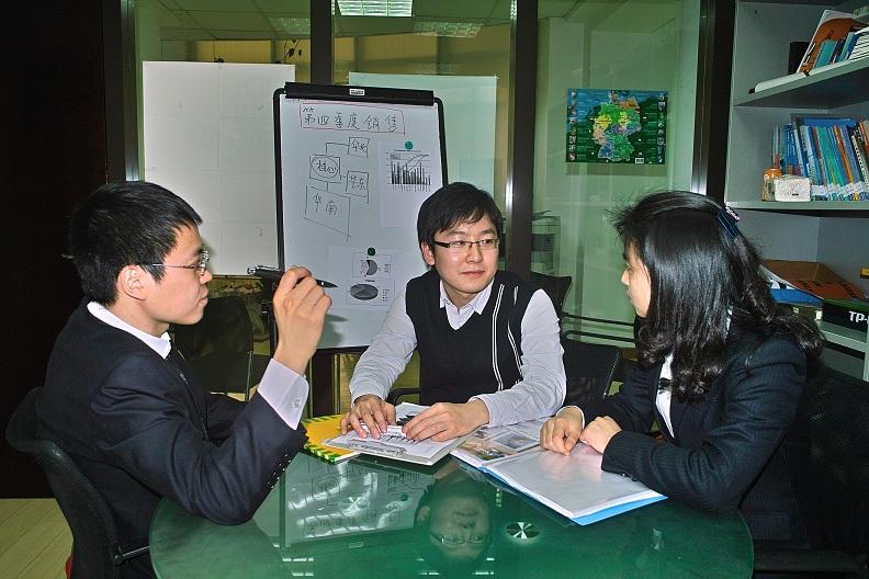 Verhandlungen China