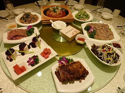Kochen und Essen in China - Künste für sich