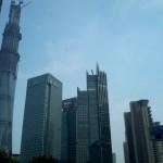 Bankenviertel Shanghai