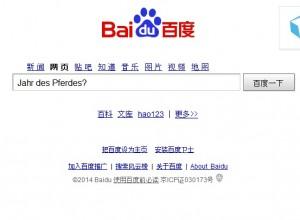 SEO China 2014 Suchmaschine
