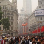 Auslander in China
