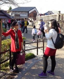 Chinesen Reisen in Deutschland