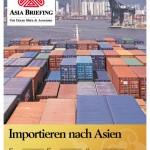 Importieren nach Asien