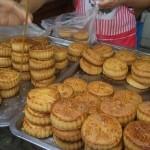 Verkauf Mondkuchen China Mondfest