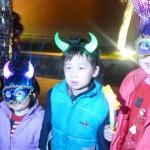 Weihnachten in China – von Masken, Rentieren und Dämonen