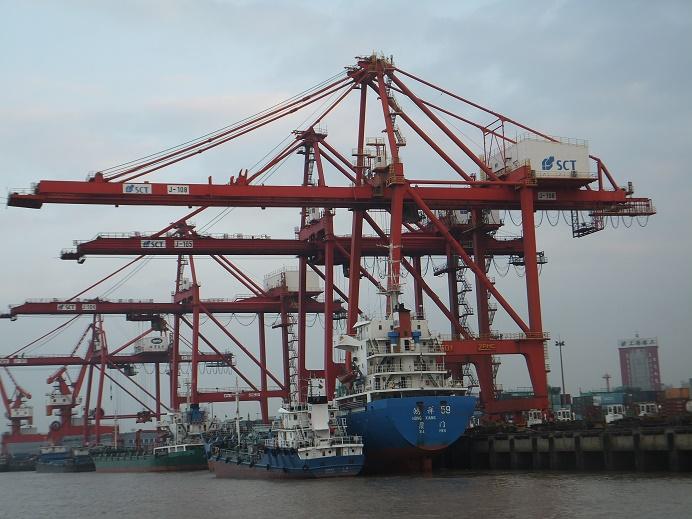 Chinesischer Import Export 2015