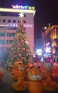 Weihnachten im Reich der Mitte