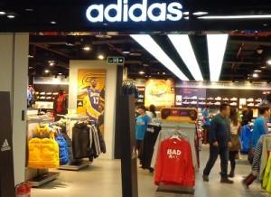 Adidas China Erfolg 2014 2015
