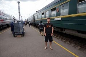 Reisen China Transmongolische