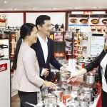 Galeria Kaufhof Chinesen Shoppen