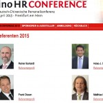 Sino HR Conference 2015