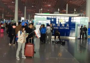 Immer mehr Chinesen reisen ins Ausland