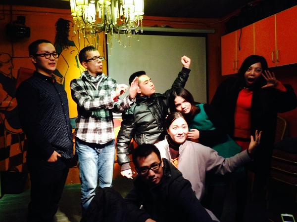 Improvisationstheater in China – Überblick und Erfahrungen