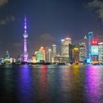 Luxusurlaub in Shanghai Chinesischer Gigantismus trifft auf Europa