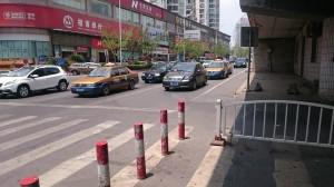 Taxi fahren China