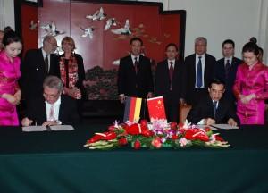 Stadt Köln und China - eine deutsch-chinesische Erfolgsgeschichte