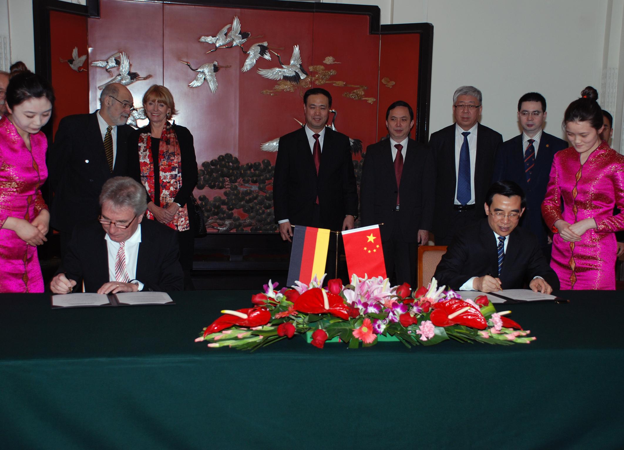中国和科隆:一段中德间的佳话