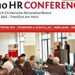 ICC-Verlosung: 2 x 1 Ticket für die Sino HR Personalkonferenz 2016