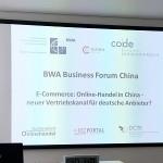 Konferenzrückblick: Erfolgreiches E-Commerce und Online-Marketing für China