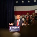 Donald Trump in China China-Bashing Trump-Bewunderung