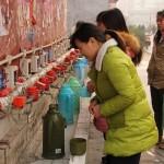 Heißes Wasser in China
