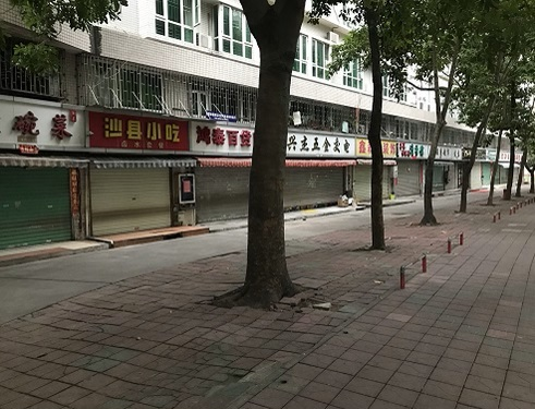 Lebensalltag in Chinas Coronavirus-Krise am Beispiel Shenzhen