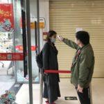 Lebensalltag in Chinas Coronavirus-Krise