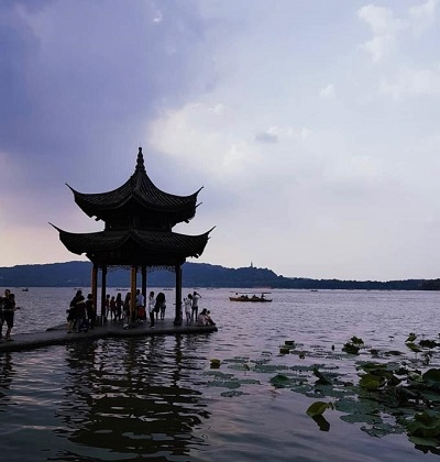 Hangzhou Reisebericht Westsee