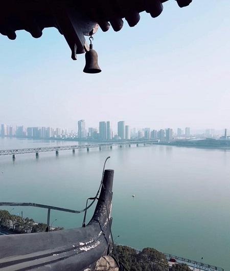 Pagode der Sechs Harmonien Hangzhou