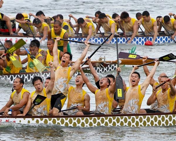 Das chinesische Drachenbootfest - zwischen Tradition, Kommerz und Tourismus